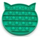 R-E6.1 Pop It Cat - Green