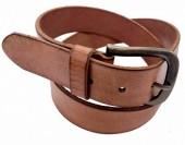 S-C8.1 M010 Leather Belt Cognac 4x105cm