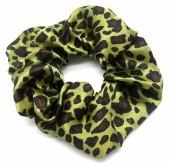 S-G6.1 H307-001B Srcunchie Animal Print Green
