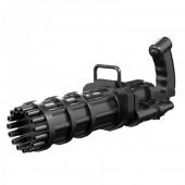 Z-D1.5 T2134-001 Electric Gatling Bubble Gun - Black