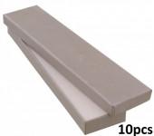 T-K3.1 220550 Gift Box 207x18x48mm 10pcs Grey
