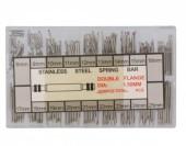 I-F17.2 PIN423-003 Push Pins 8mm - 25mm Total 400pcs