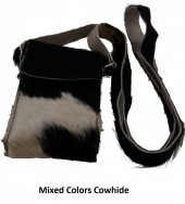 Q-B4.1 Cowhide Crossbody Bags Mixed Colors