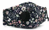 I-A7.1 GM046-010E Face Mask - Individually Packed with room for Filter Flowers