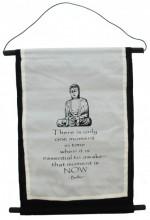 S-G2.2 Cotton Banner Budha 48x33cm