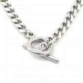 A-D23.2 N010-040S S. Steel Chain Necklace 40cmA-D23.2 N010-040S S. Steel Chain Necklace 40cm