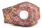 T-E8.1 GM046-010B Face Mask - Individually Packed with room for Filter Flowers