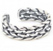 E-D4.5 SR103-099 Ring 925 Sterling Silver Chain