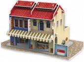 E-F24.2 W3146H 3D Puzzle Chinatown Singapore - 32pcs